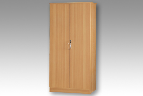Beech 2 Door Wardrobe