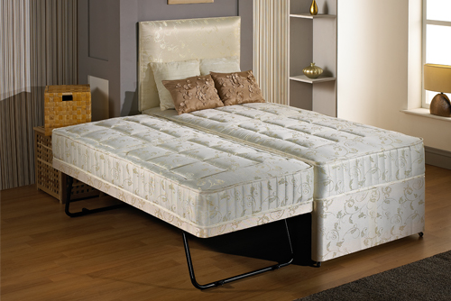 Comodore pillow top divan