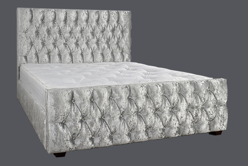 Elizabeth Upholstered Bed