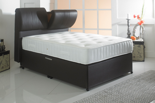 Vantage Upholstered Bed