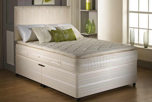 Alba Beds Home Contract Mattress Ranges